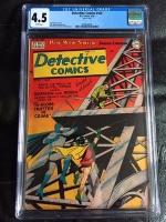 Detective Comics #160 CGC 4.5 w