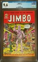 Jimbo #1 CGC 9.6 w
