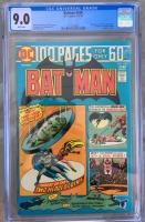 Batman #258 CGC 9.0 w