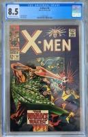 X-Men #30 CGC 8.5 ow/w