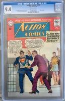 Action Comics #297 CGC 9.4 ow