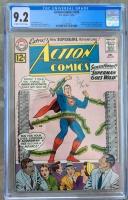 Action Comics #295 CGC 9.2 ow/w