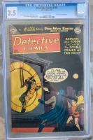 Detective Comics #187 CGC 3.5 ow