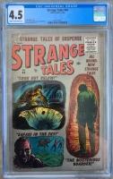 Strange Tales #44 CGC 4.5 cr/ow