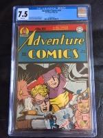 Adventure Comics #101 CGC 7.5 w