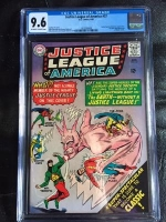 Justice League of America #37 CGC 9.6 n/a