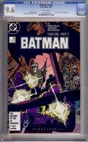 Batman #406 CGC 9.6 w
