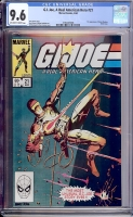 G.I. Joe, A Real American Hero #21 CGC 9.6 ow/w