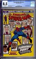 Amazing Spider-Man #121 CGC 8.5 w