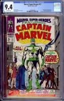 Marvel Super-Heroes #12 CGC 9.4 ow
