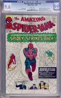 Amazing Spider-Man #19 CGC 9.6 w