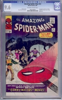 Amazing Spider-Man #22 CGC 9.6 ow/w