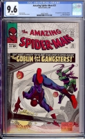 Amazing Spider-Man #23 CGC 9.6 w