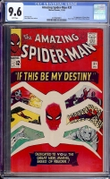 Amazing Spider-Man #31 CGC 9.6 w