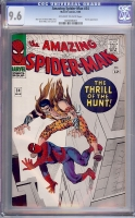 Amazing Spider-Man #34 CGC 9.6 ow/w