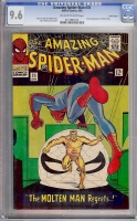 Amazing Spider-Man #35 CGC 9.6 ow/w Pacific Coast