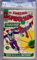 Amazing Spider-Man #36 CGC 9.6 w