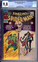 Amazing Spider-Man #37 CGC 9.8 w