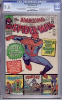 Amazing Spider-Man #38 CGC 9.6 ow/w
