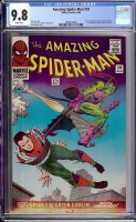 Amazing Spider-Man #39 CGC 9.8 w
