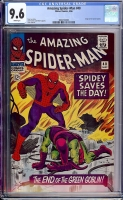 Amazing Spider-Man #40 CGC 9.6 w