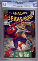 Amazing Spider-Man #42 CGC 9.6 ow/w