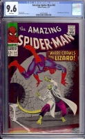 Amazing Spider-Man #44 CGC 9.6 w