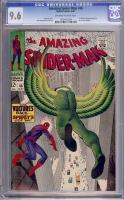 Amazing Spider-Man #48 CGC 9.6 ow/w