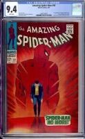 Amazing Spider-Man #50 CGC 9.4 w
