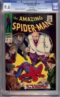 Amazing Spider-Man #51 CGC 9.6 w