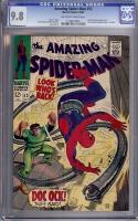Amazing Spider-Man #53 CGC 9.8 ow/w