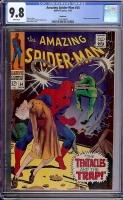 Amazing Spider-Man #54 CGC 9.8 w Northland