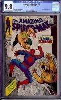 Amazing Spider-Man #57 CGC 9.8 ow/w