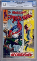 Amazing Spider-Man #59 CGC 9.8 ow/w
