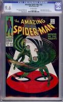 Amazing Spider-Man #63 CGC 9.6 ow
