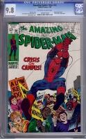 Amazing Spider-Man #68 CGC 9.8 ow/w