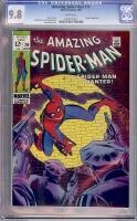 Amazing Spider-Man #70 CGC 9.8 w