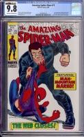 Amazing Spider-Man #73 CGC 9.8 ow/w