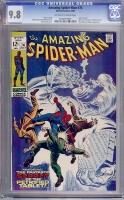 Amazing Spider-Man #74 CGC 9.8 ow/w