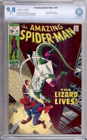 Amazing Spider-Man #76 CBCS 9.8 w