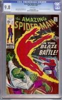 Amazing Spider-Man #77 CGC 9.8 w