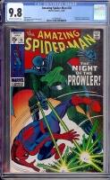Amazing Spider-Man #78 CGC 9.8 ow/w