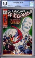 Amazing Spider-Man #80 CGC 9.8 w