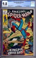 Amazing Spider-Man #84 CGC 9.8 ow/w