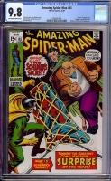Amazing Spider-Man #85 CGC 9.8 ow/w