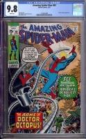 Amazing Spider-Man #88 CGC 9.8 w