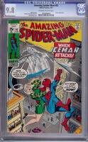 Amazing Spider-Man #92 CGC 9.8 ow/w