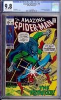 Amazing Spider-Man #93 CGC 9.8 ow/w