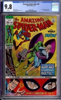 Amazing Spider-Man #94 CGC 9.8 w