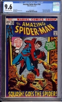 Amazing Spider-Man #106 CGC 9.6 ow/w